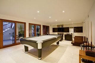 Pool table installations in Santa Barbara
